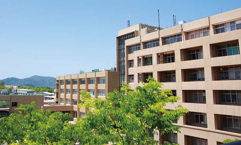 画像:大学案内の表紙